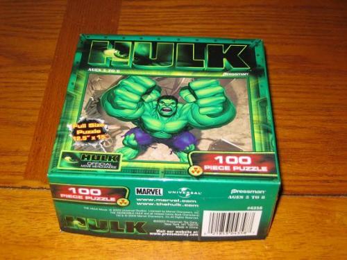 HulkPuzzle
