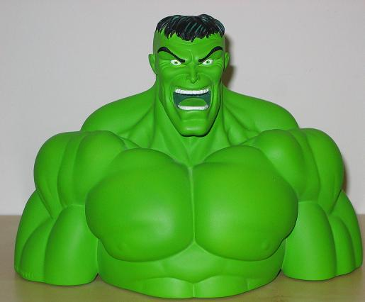 Attakus Hulk Bust