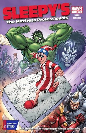 Sleepy's Exclusive Comic