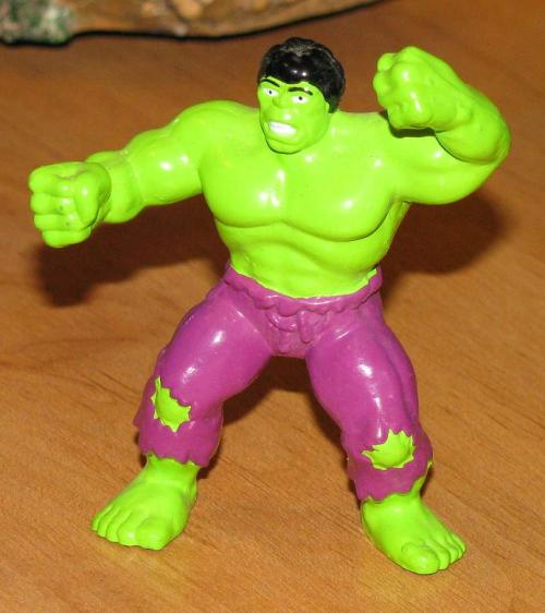 1991 Applause Hulk Figure
