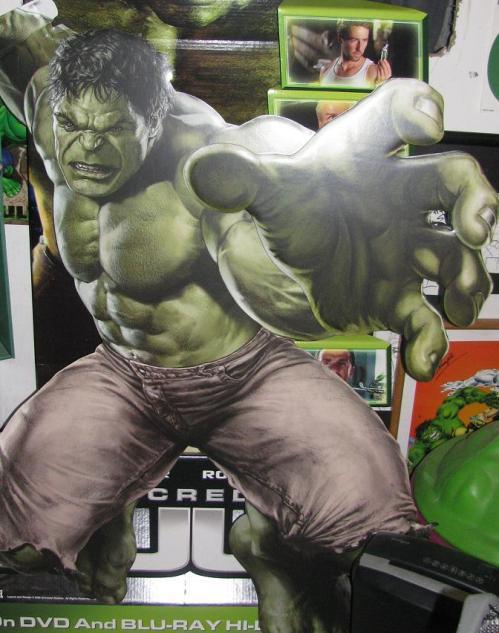 Target Promo Hulk