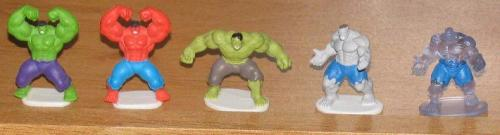 ALL THE HULKS!